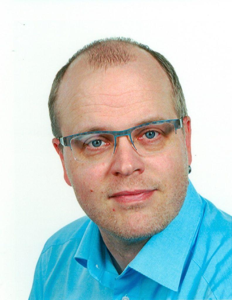 Marc Buter Regalinspekteur