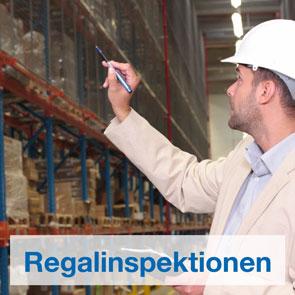 Herstellerunabhängige Regalinspektion deutschlandweit.