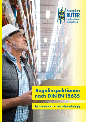 Regalinspektion nach DIN EN 15635 - Download PDF